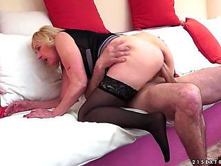 granny Sila menacingfearsome nifty HD Porn Clips