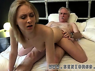 Old Obese Granny Ass fucking 1St Time Alice Is Lewd,fearsome But Daniel Wa