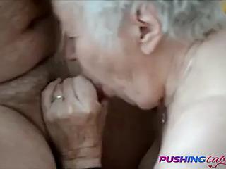 Homemade compilation of grandmoms!