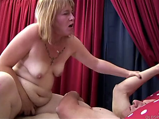 Super hawt old spunker is such a sexy fuck and can't live without facual cumshots