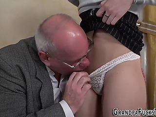 Legal Age Teenage mouths old mans cock