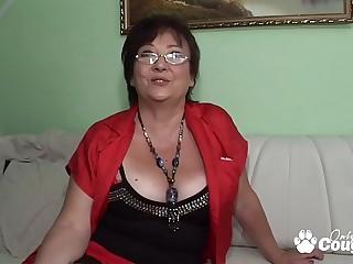 Slutty Old Granny Still Riding Cock In Her 70s