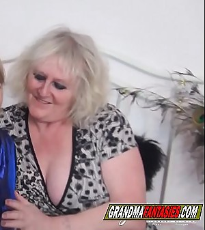 grannies finest snugly fuck together
